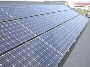 HIT太陽光発電(住宅用)