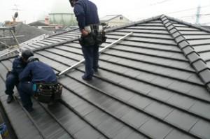 グッドハートはきちんと屋根調査を行います