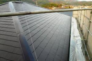 太陽光発電工事の前に屋根塗装のご提案