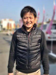 リフォーム事業部 工務 林田 健勝(はやしだ けんしょう)