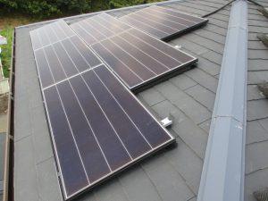 太陽光発電パネル1