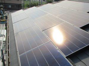 太陽光発電パネル2