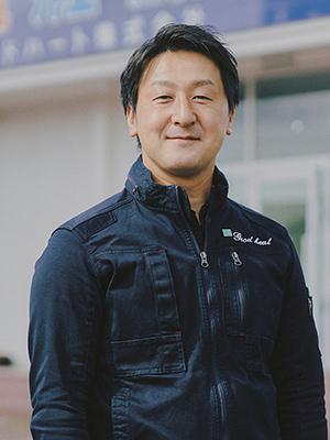 営業 川野 明浩